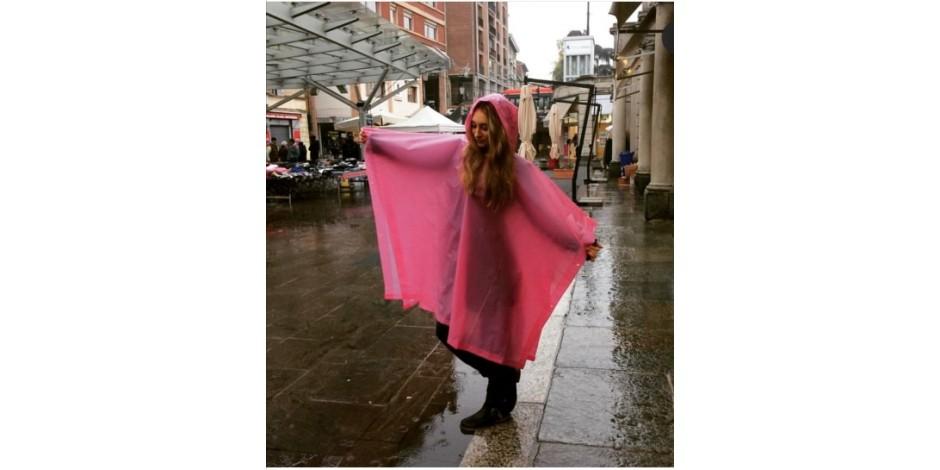 mantelle pioggia